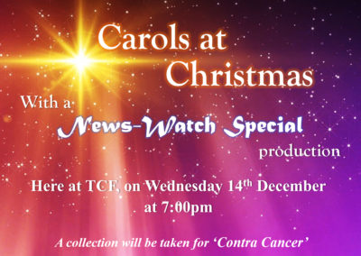 Christmas at TCF 2016 – Photo & Video Gallery