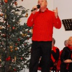 Pastor Roy singing 'This little child