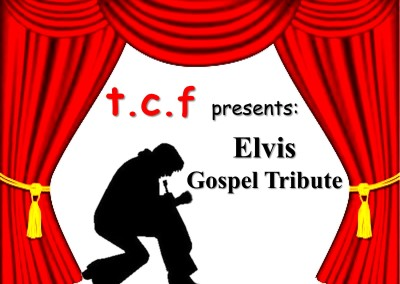 Elvis Gospel Tribute at La Zenia Boulevard (#4) August 2015