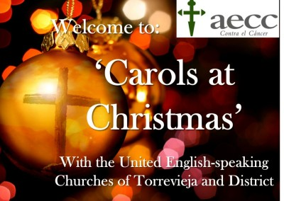 United Churches 'Carols at Christmas' 2015.