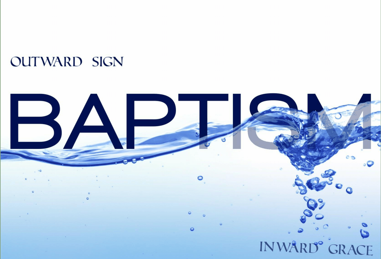 Baptisms & and Salvation -part 3