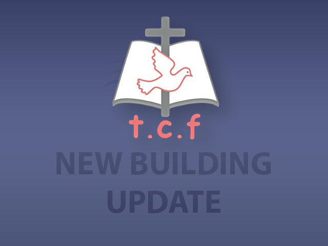 New Church Building update!